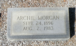 David Archie Morgan