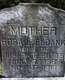 Rosa Louis <i>Eubank</i> Butts