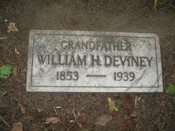 William H Deviney