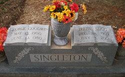 Irene <i>Sugg</i> Singleton