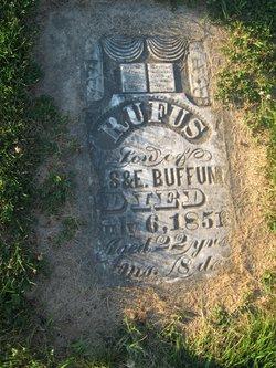 Rufus Buffum