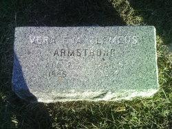 Vera Eva <i>Clemens</i> Armstrong