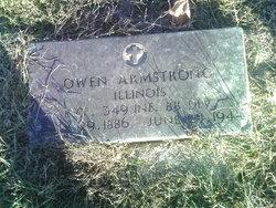 Owen M. Armstrong