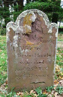 Mrs Caroline <i>Lord</i> Huntley