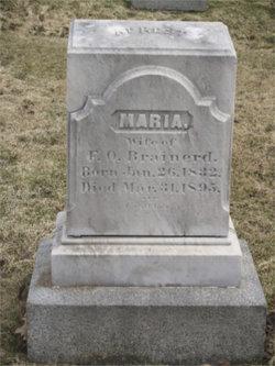 Maria <i>Washburn</i> Brainerd