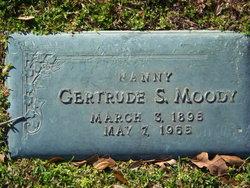 Gertrude S Moody