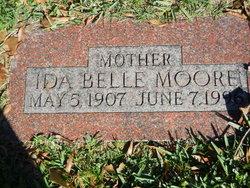 Ida Belle <i>Westwood</i> Moore