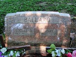Lucille D <i>Suttles</i> Ballard