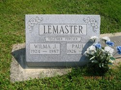 Wilma Jean <i>Rittenhouse</i> LeMaster