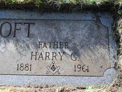 Harry Garfield Ashcroft, Sr