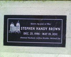 Stephen Handy Steve Brown