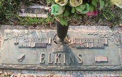 Flossie Ethel <i>Vance</i> Elkins