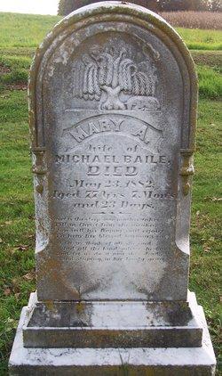Mary A. Baile