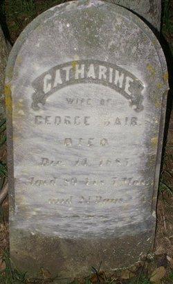 Catherine Bair