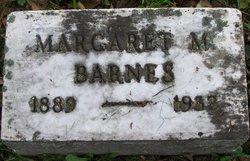 Margaret M. Barnes
