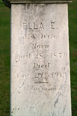 Ella E. Bloom