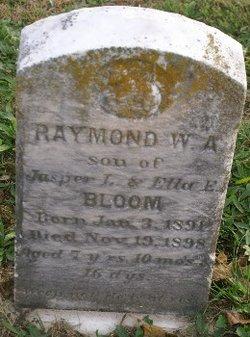 Raymond W. A. Bloom