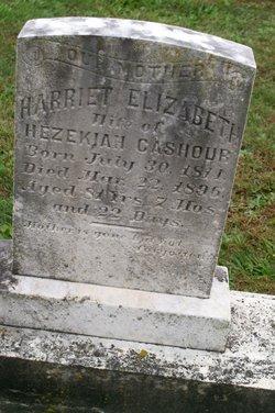 Harriet Elizabeth Cashour