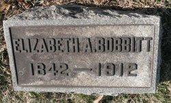Elizabeth A. Aunt Hun <i>Griffith</i> Bobbitt