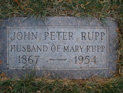 John Peter Rupp
