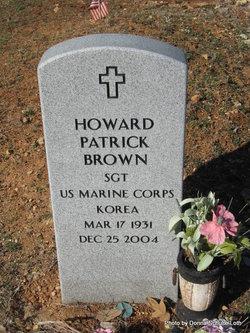 Howard Patrick Brown