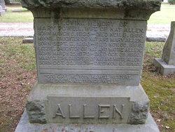 Mary <i>Powell</i> Allen