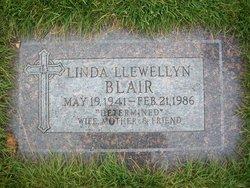 Linda Jean <i>Llewellyn</i> Blair