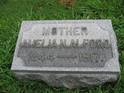 Amelia <i>Newhouse</i> Alford