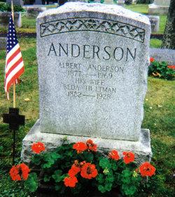 Beda A. <i>Hultman</i> Anderson