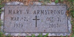 Mary V. Armstrong