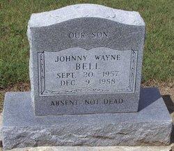 Johnny Wayne Bell