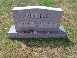 Byron David Aldridge, Jr