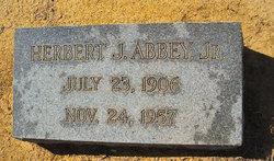 Herbert Joseph Abbey, Jr