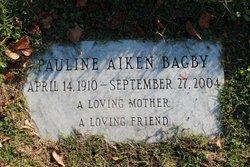 Pauline Ellington <i>Aiken</i> Bagby
