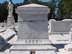 Ann Jane <i>Beasley</i> Green