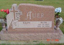 Ruth Catherine <i>Hayes</i> Auer