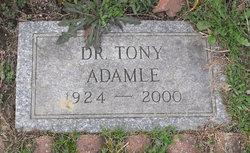 Dr Tony Adamle