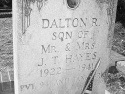 Dalton Ray Hayes