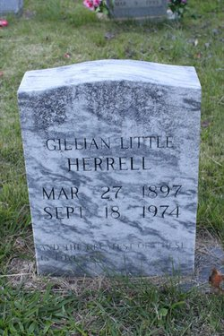 Gillian <i>Little</i> Herrell