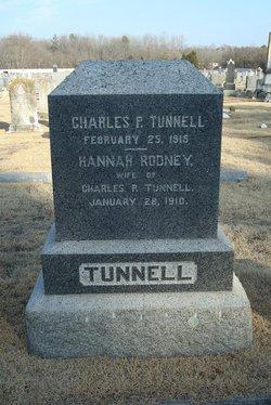 Hannah Esther <i>Rodney</i> Tunnell