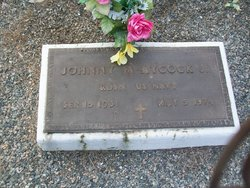 Johnny M Aycock, Jr