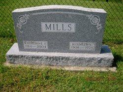 Katherine F <i>Kissell</i> Mills