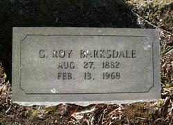 George Royden Roy Barksdale