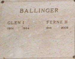 Ferne <i>Holiday</i> Ballinger