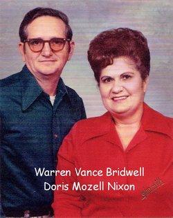 Doris Mozell <i>Nixon</i> Bridwell