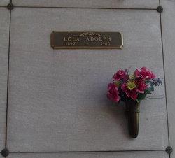 Lola Adolph
