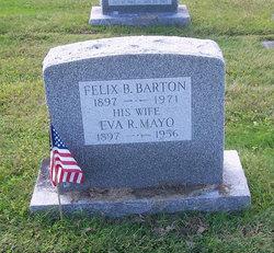 Eva R <i>Mayo</i> Barton