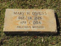 Mary H Owens