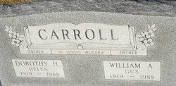 Dorothy Helen <i>Tyree</i> Carroll