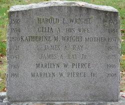 Marilyn <i>Wright</i> Pierce